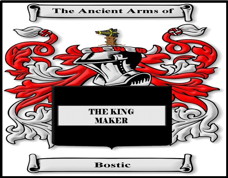 Bostic Coat of Arms, Family Found Genealogy