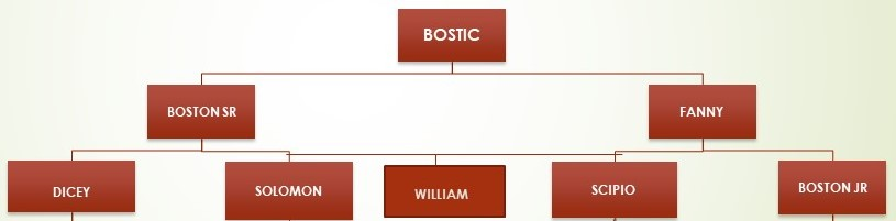 BOSTIC FAMILY TREE