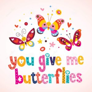 Bostic's Give Me Butterflies